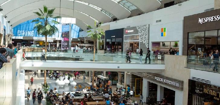 Un centro comercial más sostenible