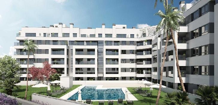 Vía Célere lanza una promoción de 141 viviendas en Madrid