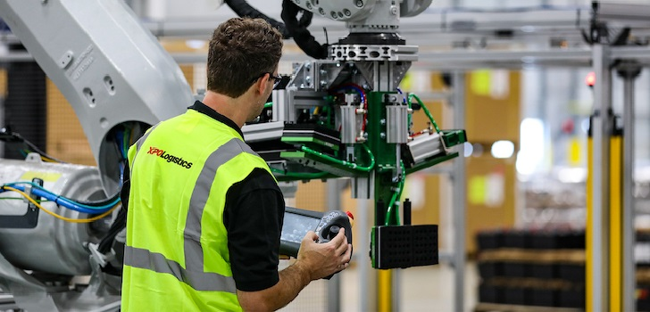 XPO Logistics formaliza la adquisición de parte del negocio de Kuehne + Nagel en Reino Unido