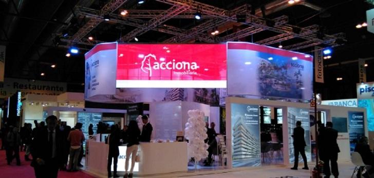 Acciona vende un edificio en Madrid a IBA Capital por 50 millones