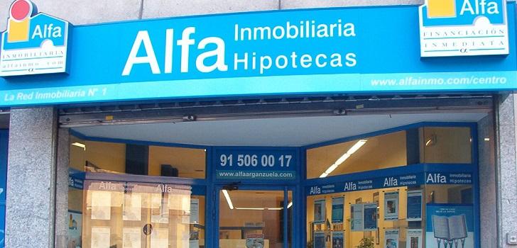 Alfa Inmobiliaria supera las 225 agencias con ocho nuevas oficinas en enero