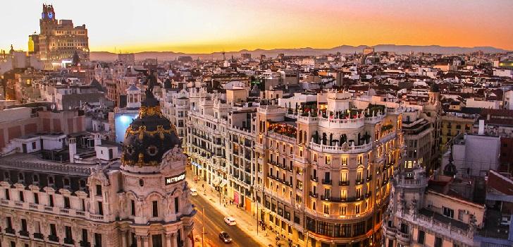 Las mujeres del 'real estate' 'afean' a Madrid que no esté en Mipim