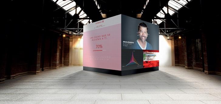 Altamira se vuelve 'techie': crea su propio 'FaceID' para vender sus pisos