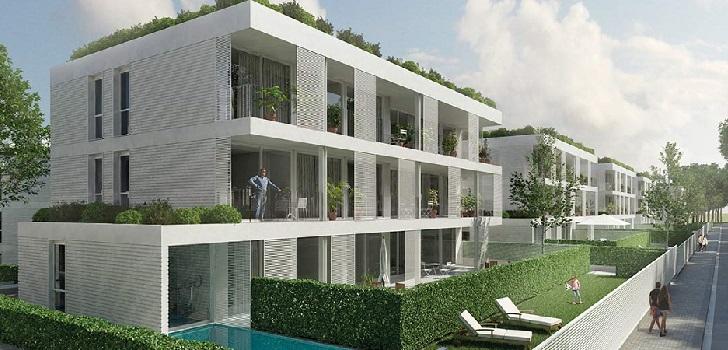 Aquila prevé invertir 520 millones para levantar 1.700 viviendas en Barcelona