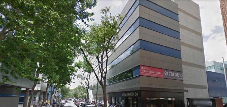 Axa saca al mercado un edificio de oficinas en Madrid por 25 millones