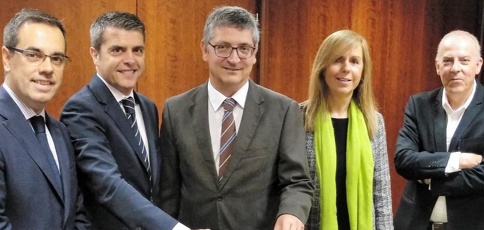 Bankia y la Generalitat acuerdan la cesión de 300 viviendas para alquiler social