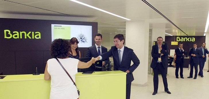 Bankia firma 450 millones en créditos en su primer año de regreso al sector promotor