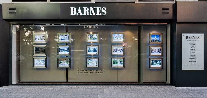 Barnes proyecta su entrada en Valencia y Mallorca para crecer un 50% en  2018 | EjePrime