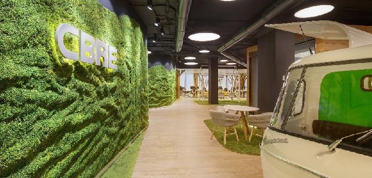 Las oficinas, en busca del sello: el 14% de los edificios de Madrid y Barcelona son sostenibles