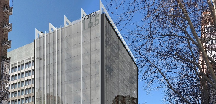 El Edificio Gorbea I, nueva sede de juzgados de Madrid