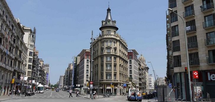 Una patrimonial pone a la venta seis locales en el 'prime' de Barcelona por diez millones