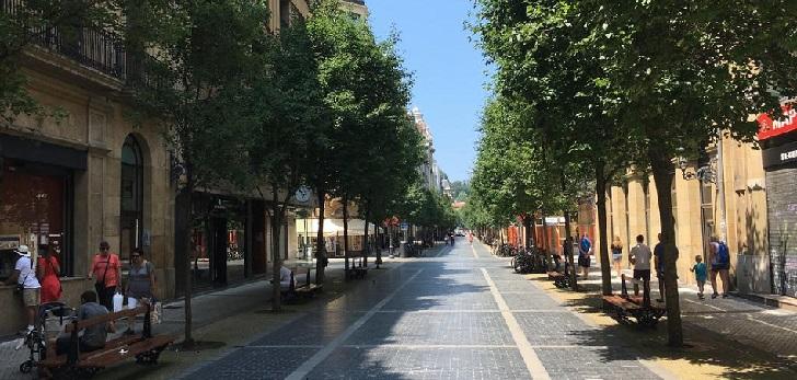 Corpfin vende cinco locales comerciales en San Sebastián y Valencia por 32,2 millones