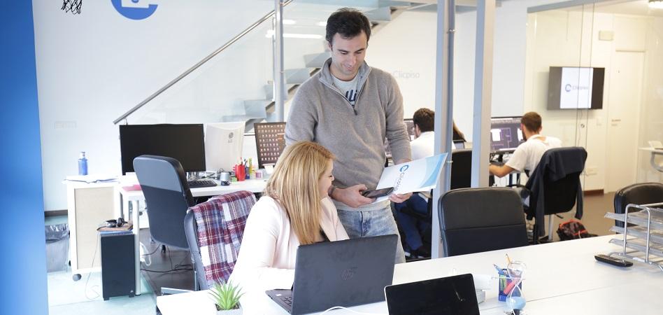Clicpiso triplica su espacio de oficinas para dar respuesta a su plan de crecimiento en Madrid