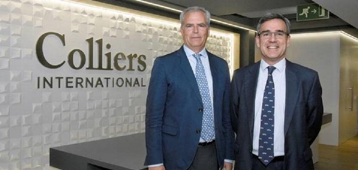 Colliers ficha a un ex directivo del Grupo Galia como asesor senior
