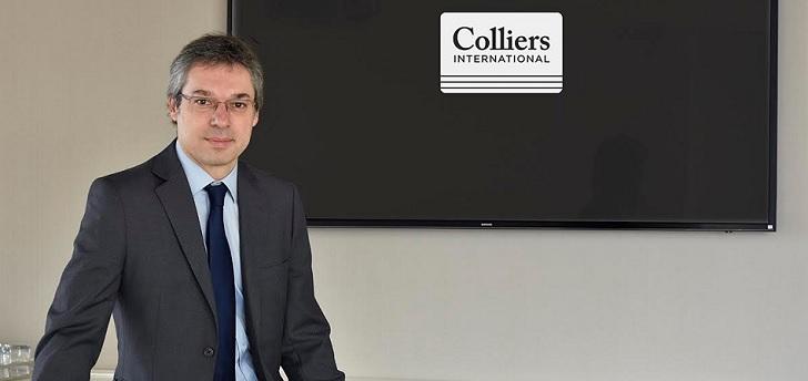 Colliers International ficha a un ex directivo de Catella para su área de valoración