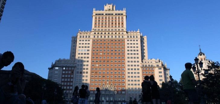 El Edificio España sale al mercado 'a la caza' de marcas: cinco gigantes para la nueva 'joya' del retail en Madrid