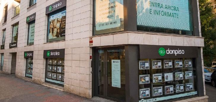 DonPiso alcanza las 115 oficinas en España con dos nuevas franquicias en Madrid y Barcelona