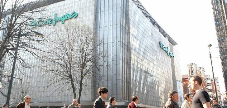 El Corte Inglés vende dos activos a Corpfin en el 'prime' de Madrid y Bilbao por 100 millones