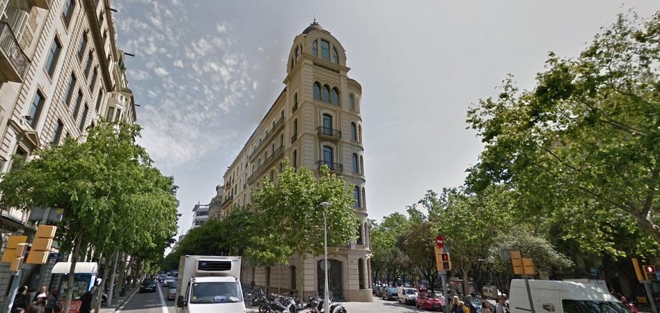 The Corner: Emesa busca inquilino para la antigua sede de Cuatrecasas en la Diagonal
