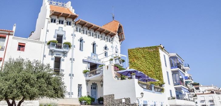 La icónica Casa Blaua, en venta