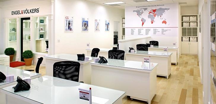 Engel&Völkers abre en Lisboa su primer centro MMC en Portugal