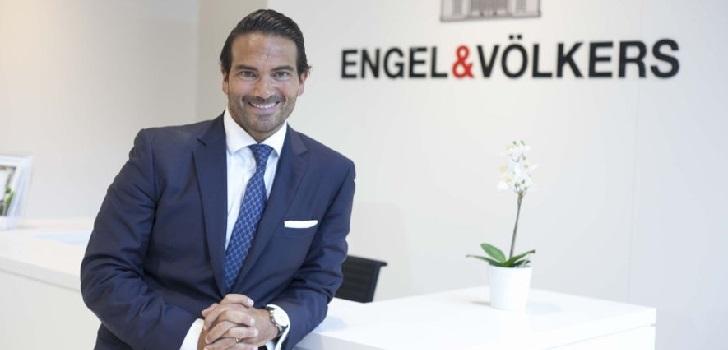 """Juan-Galo Macià (Engel&Völkers): """"España está en pañales en 'coworking' y 'coliving'"""""""