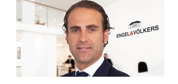 Engel&Völkers asciende a su director de ventas en Salamanca y Retiro a director general en Madrid