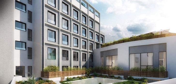El plan de GreenOak y ASG para Fuencarral 77: un local comercial y 33 viviendas de lujo