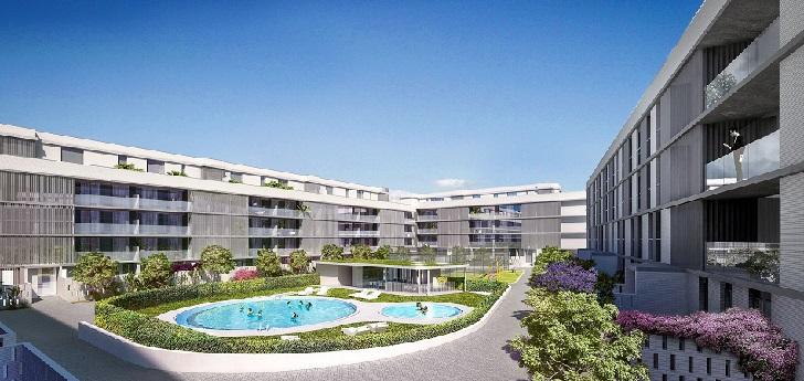 Habitat invertirá 30 millones en el desarrollo de 200 viviendas más en Sevilla