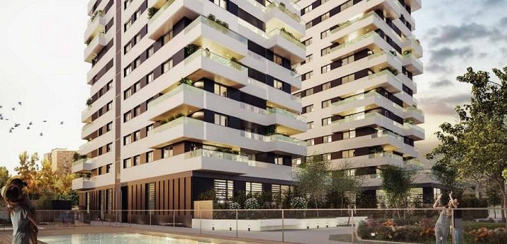 Habitat invertirá 30 millones en levantar 96 viviendas en Valencia