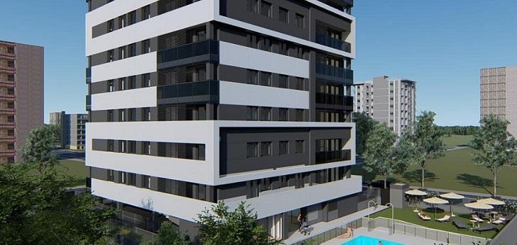 Habitat invertirá 515 millones para promover 2.500 viviendas