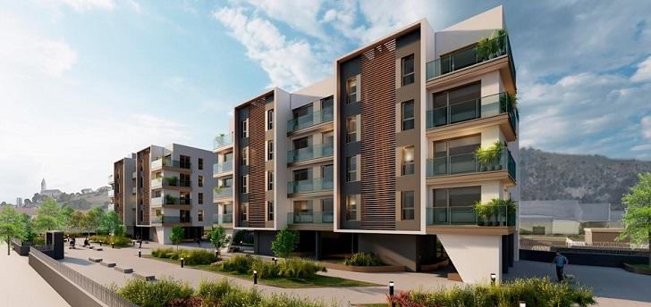 Habitat se estrena en A Coruña con una promoción de 96 viviendas y 19 millones de inversión
