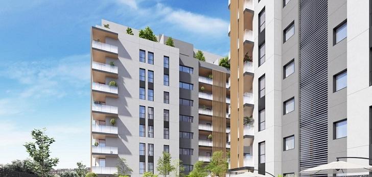 Habitat comercializa 337 viviendas en Madrid, Sevilla y Gran Canaria