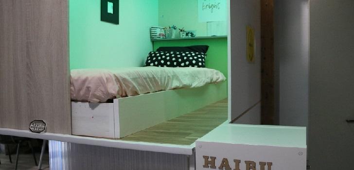 Las casas 'colmena' de Haibu 'burlan' a Colau: crean sociedad y operarán con licencia de 'hostel'