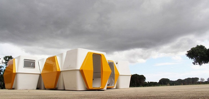 La arquitectura futurista de los 70 aterriza en Girona