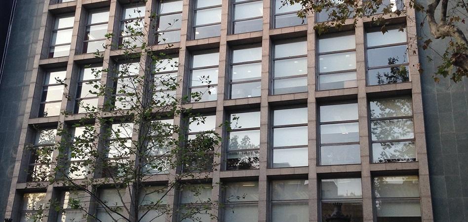 Hines pone 'guapa' la sede del Popular en Paseo de Gracia con una inversión de 10 millones