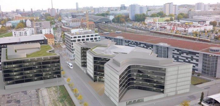 Hines compra la sede central del 'ecommerce' de moda Zalando en Berlin