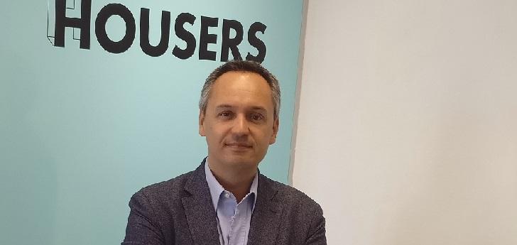 Housers nombra a un nuevo CEO tras la salida de Brusola de la 'proptech'