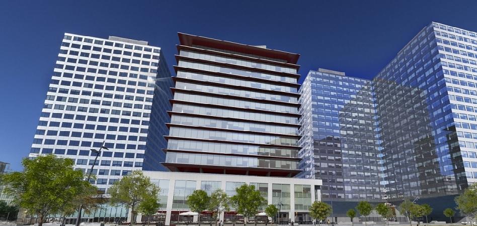 El Registro de la Propiedad de Barcelona alquila 7.500 metros a Iberdrola Inmobiliaria en Torre Marina