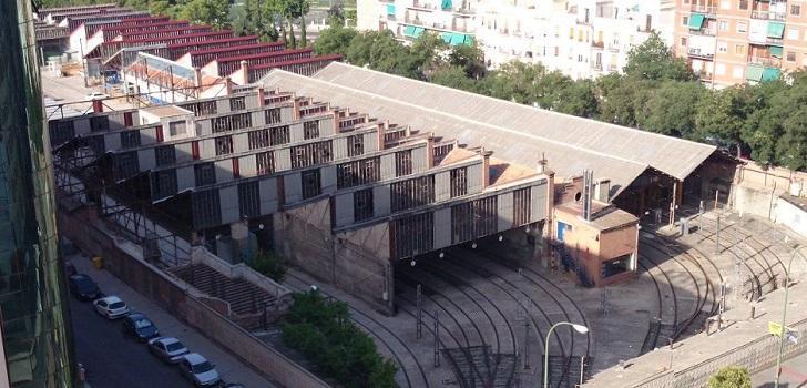 Ibosa da forma a las cocheras de Cuatro Caminos: 200 millones de inversión