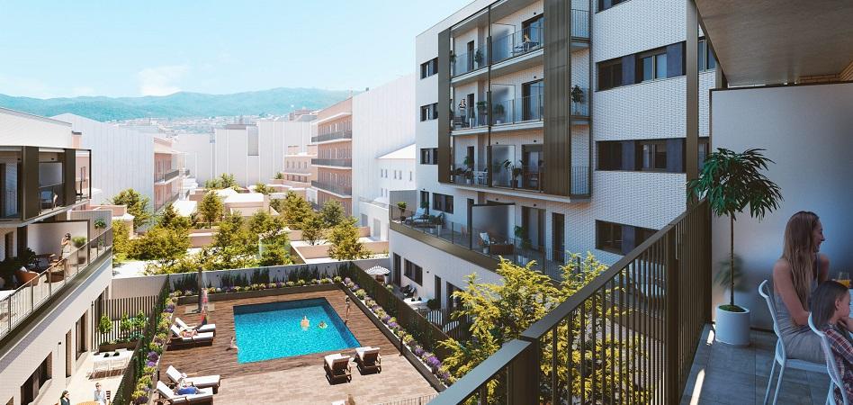 Inbisa Inmobiliaria compra suelo en Madrid, Barcelona, Málaga y Palma para levantar 600 viviendas
