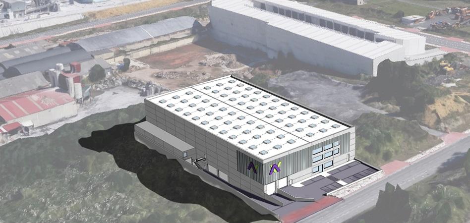Novaltia invierte 3,5 millones de euros en un nuevo centro logístico en Bilbao que levantará Inbisa Construcción