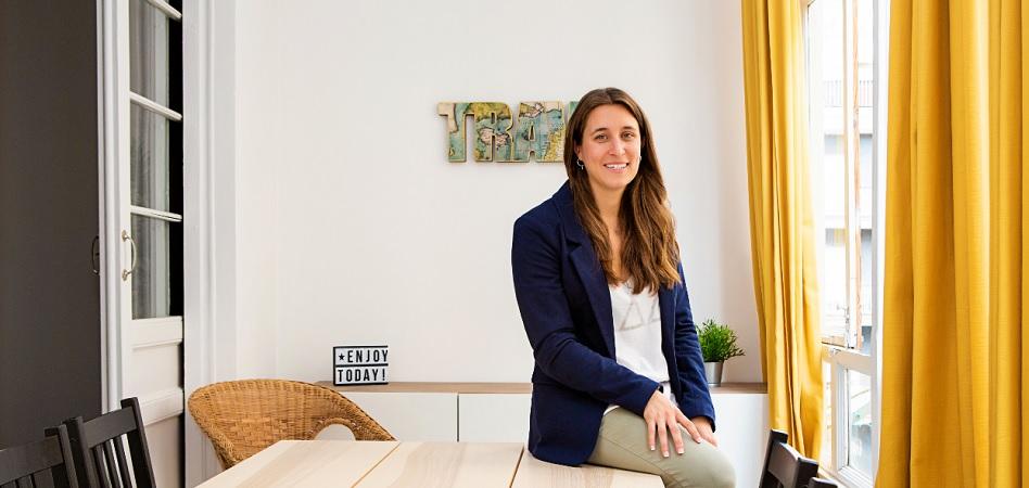 Laia Comas es fundadora y directora general de Inèdit