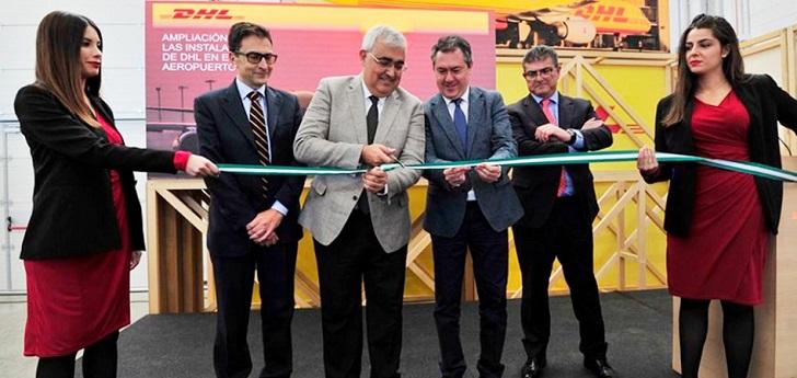 DHL Express invierte 6 millones en su nueva sede central en Barajas