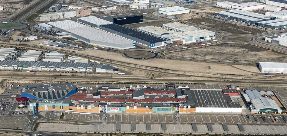 Jevaso compra a Porcelanosa 41.000 metros cuadrados en Zaragoza por 10 millones