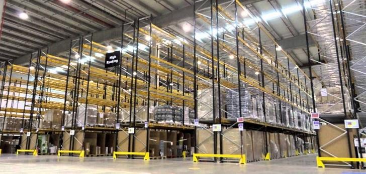 Kcre, Brunswick y Grosvenor venden cinco naves logísitcas por 57 millones