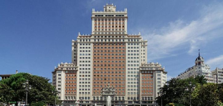 Rio encarga a Grupo Ortiz convertir en hotel el Edificio España
