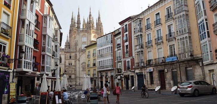 Óptima Retail, 'casero' de Douglas: compra un local en el centro de Burgos