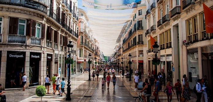 Arriaga Asociados sigue a Garrigues y Booking y abre oficinas en la calle Marqués de Larios de Málaga