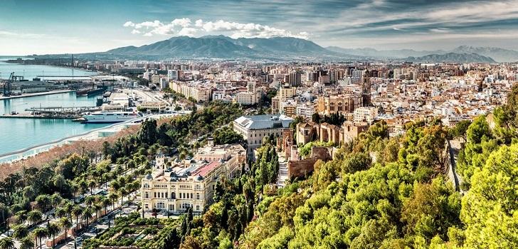 Málaga: el aumento de la población impulsa las rentas más allá de la costa en en la 'niña bonita' del 'real estate' español